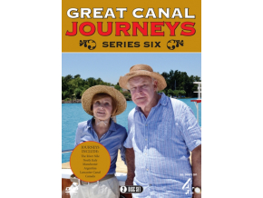 Great Canal Journeys: Series Six (DVD)