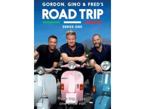 Gordon  Gino & Fred: Road Trip - Series 1 (DVD)