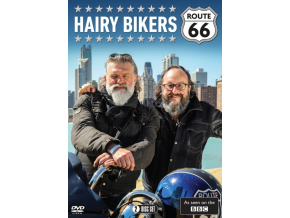 Hairy Bikers Ride Route 66 (DVD)