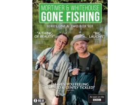 Mortimer & Whitehouse: Gone Fishing Series 1&2 (DVD)