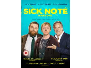 Sick Note Series One (DVD)