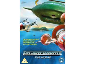 Thunderbirds - The Movie (DVD)