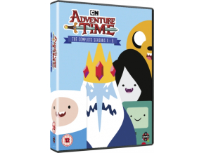 Adventure Time - Complete Seasons 1-5 Collection (DVD)