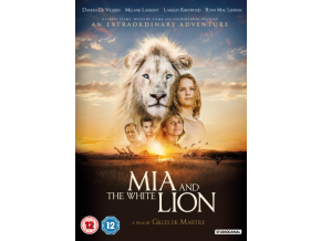 Mia And The White Lion (DVD)