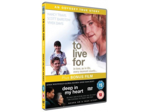 To Live For (Deep In My Heart BONUS) (DVD)