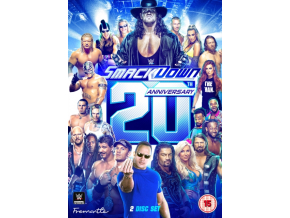 WWE: Smackdown 20th Anniversary (DVD)