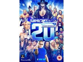 WWE: Smackdown 20th Anniversary (DVD)