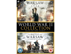 Warsaw Boxset (Battle for Warsaw/Warsaw 44) (DVD)