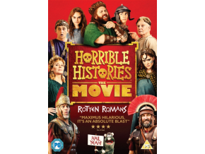 Horrible Histories: The Movie - Rotten Romans (DVD)