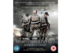 Saints & Soldiers 2: Airborne Creed (Blu-ray)