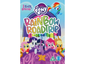 My Little Pony: Rainbow Roadtrip (DVD)