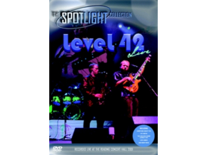 Level 42 Live (Live At The Reading Concert Hall 2001)(DVD)