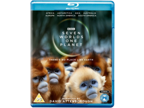 Seven Worlds  One Planet Blu-Ray