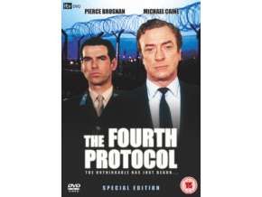 The Fourth Protocol (1987) (DVD)