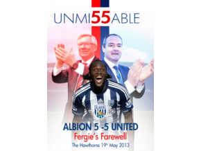 Unmi55able - Albion 5 United 5 - Fergie's Farewell (DVD)