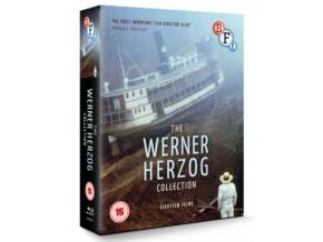 Werner Herzog Collection (7-disc Blu-ray Box Set)