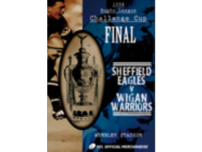 1998 Challenge Cup Final - Sheffield Eagles 17 Wigan Warriors 8 (DVD)