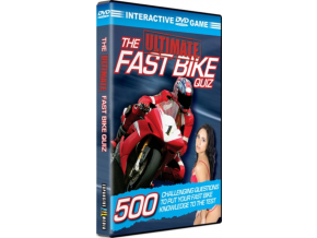 Ultimate Fast Bikes Quiz  The (DVD Interactive )