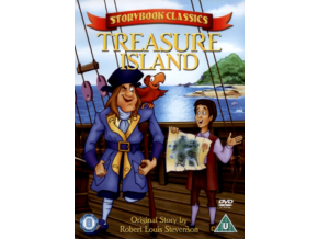 Storybook Classics - Treasure Island (Animated) (DVD)