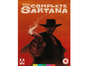 The Complete Sartana Collection (Blu-Ray)