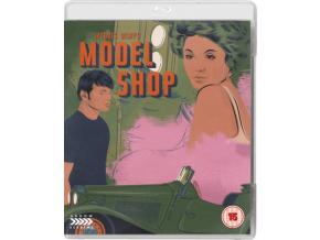 Model Shop (Blu-Ray)