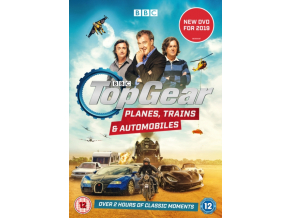 Top Gear - Planes  Trains and Automobiles [2019] (DVD)