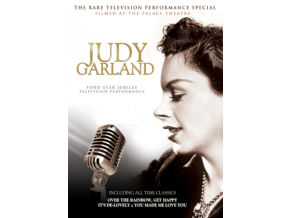 Judy Garland Live at the Palace Theatre (DVD)