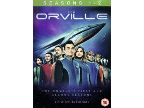 The Orville Seasons 1-2 (DVD)