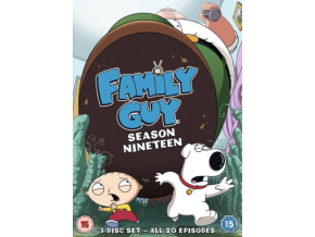 Family Guy Season 19 (DVD)