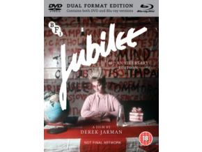 Jubilee - 40th Anniversary Edition (DVD + Blu-ray) (1978)