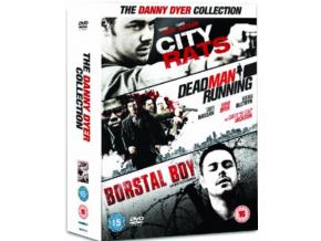 The Danny Dyer Collection - City Rats / Borstal Boy / Dead Man Running (DVD)