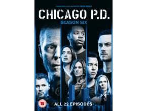 Chicago PD: Season 6 Set (DVD)
