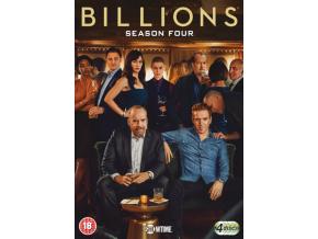 Billions: Season 4 Set (DVD)