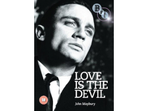 Love Is The Devil - Study For A Portrait Of Francis Bacon (DVD)