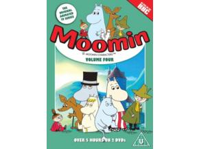 Moomin Vol.4 (DVD)