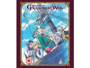 Record Of Grancrest War Part 2  Blu-ray