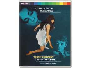 Secret Ceremony (Limited Edition) (Blu-Ray)