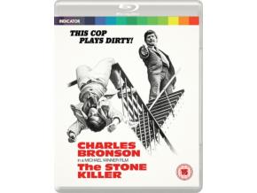 The Stone Killer (Blu-Ray))