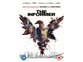 The Informer [2019] (DVD)