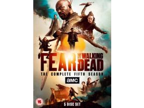 Fear The Walking Dead Season 5 Set (DVD)