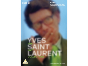 Yves Saint Laurent: The Last Collections (DVD)