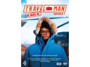 Travel Man: 48 Hours In... Complete Series 1 [DVD]
