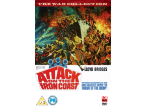 Attack on the Iron Coast (1968) (DVD)