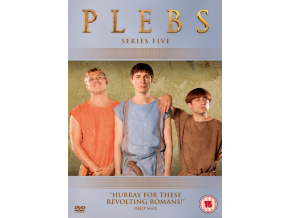 Plebs - Series 5 (DVD)