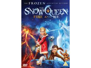 Snow Queen: Fire & Ice (DVD)