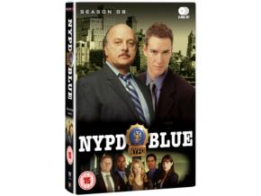 NYPD Blue - Season 9 (DVD)