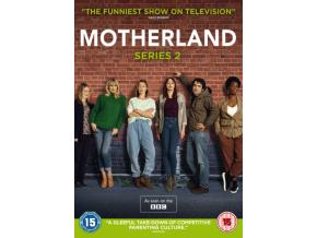 Motherland Series 1 & 2 (DVD)