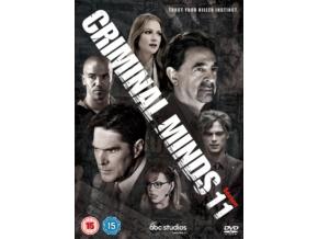 Criminal Minds - Series 11 (DVD)