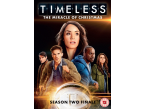Timeless: The Miracle at Christmas (DVD)