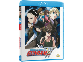 Mobile Suit Gundam Wing - Part 1 (Standard Edition) [Blu-ray]